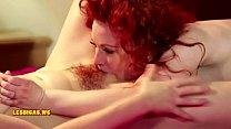 Redhead MILF Liebt Cum