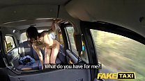Fake Taxi Slim minx tight pussy stretched as she gets naughty and naked thumbnail