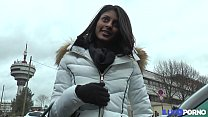 French Indian teen wants her holes to be filled [Full Video] video