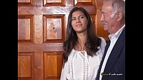 Teen Victoria Valencia Gets Groped By Pervy Old Men