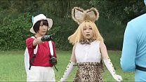 Kemono Friends Cosplay (Full link: https://fnote.net/notes/66210e)