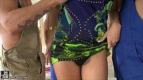 lynne warner porn ‣ Aletta ocean loves to get gangbanged thumbnail