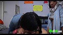 Overflowingbra ⁃ Mia Khalifa teaches her muslim friend how to suck cock 93 thumbnail