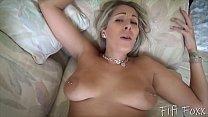 Mom Helps Son with Chronic Masturbation - Mom Fucks Son - Nikki Brooks thumbnail