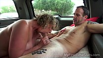 May Waters First Car Sex preview image