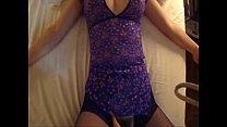 女友穿紫衣黑絲藍高跟情趣多2 - Download mp4 XXX porn videos