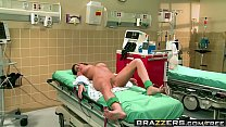 Brazzers - Doctor Adventures -  The Flatline Asshole scene starring Brandy Aniston and Bill Bailey - 9Club.Top