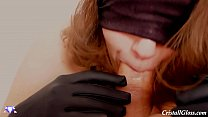 Close Up Deep Blowjob and Cum in Mouth - Cristall Gloss - 9Club.Top