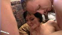 7409 Lisa makes her Boyfriend Mannie to a Cuckold preview