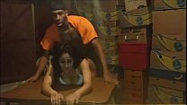 Screenshot Black Amateur Couple Has Sex In The Garage On A