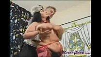 Big And Beautiful Grandmother Banging pornhub video