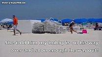 Image: Wife Flash Beach Ass - Xpussy.online