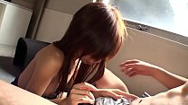 Subtitled uncensored Japanese amateur love hotel blowjob HD [부끄러운 embarrassed]