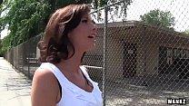 WANKZ- Hot Cougar Teacher Veronica thumbnail