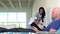 Brazzers - Sexy Latina maid Alexa Tomas gets her way video