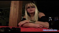 PublicAgent HD Blde Cafe waitress takes my cash and fucks me in the toilet - 9Club.Top