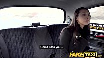 Fake Taxi Busty French Asian babe tries big eur...