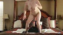 Image: Sex machine makes bigtit mom cum so hard