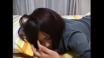 hornycamshd.com - cute japanese girl pillow humping thumbnail