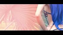 Tati Zaqui na Playboy - Making Of pornhub video