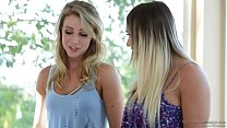Shy masseuse didn't understand what Cali Carter needed thumbnail