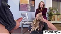 (julia olivia) Office Girl Get Seduced And Naild Hard Style clip-22 preview image