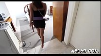 A horny dude gives this sexy asian honey the ho...
