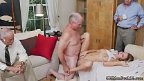 Lucky blonde stud and old man fuck in shower Molly Earns Her Keep