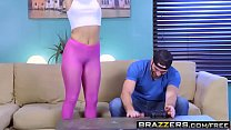 Brazzers - Brazzers Exxtra - Abella Danger Charles Dera and Tommy Gunn -  Sybian Gamer Girl pornhub video