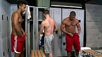 Competitive Big Dicks - Trey Turner, Jay Alexander, Asher Devin pornhub video