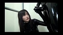 Japanese Latex Catsuit 92