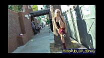 Eden Adams Public Flashing Babe is BACK! pt. 1
