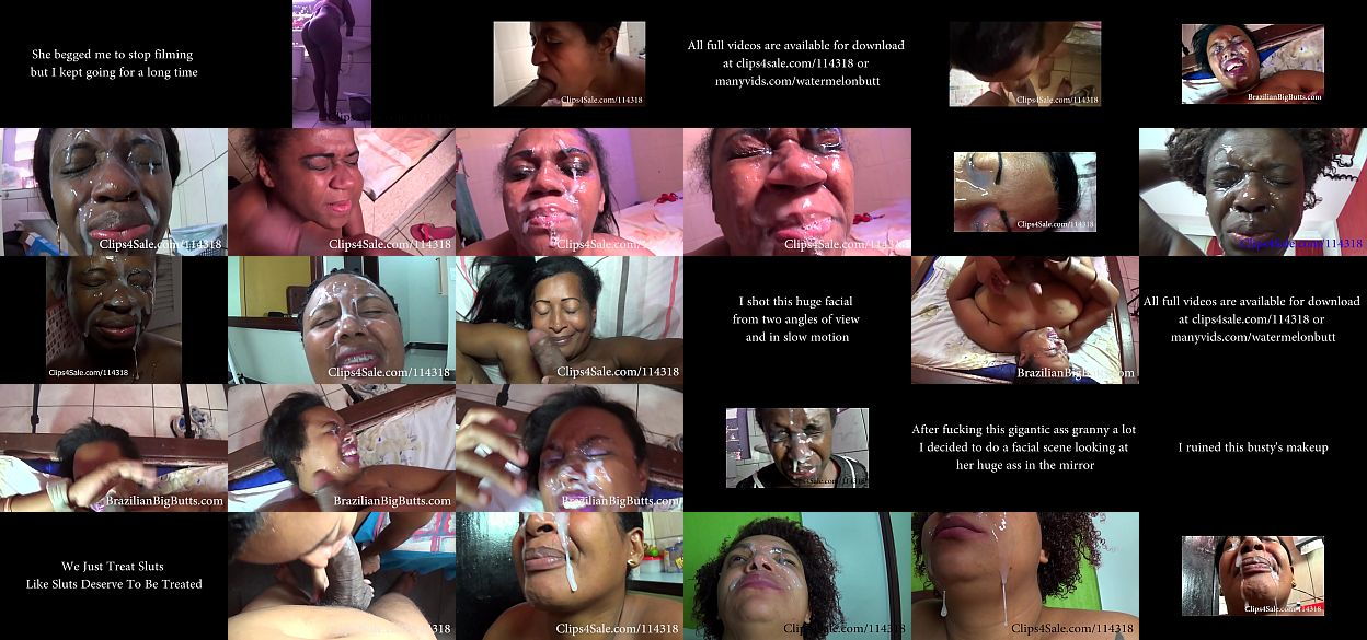 clips4sale massive amateur facial