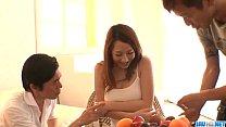 ypms net • Reon Otowa Asian model endures hardcore threesome thumbnail