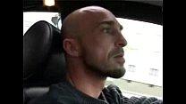 GayForIt.eu - Hot sex on a taxi in Berlin pornhub video