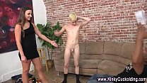 Fetish domina sucks dick preview image