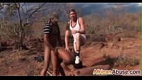 African babe gets abused and takes two cocksol3-3-edit-ass-2-2