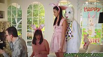 xncams.ml Cute teen Avi surprises easter bunny with wet pussy thumbnail