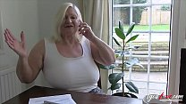 AgedLovE Busty Mature Lacey Starr Blowjob video
