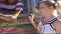 ice cream truck teen schoolgirl