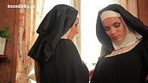 Sacred Nuns Lesbian Sex's Thumb