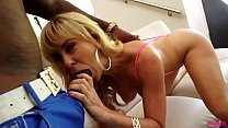 Cherie DeVille wants an interracial sex
