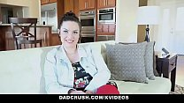 DadCrush - Stepdad Cheats On Wife With Stepdaughter Raven Reign image