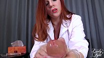 Doctor's Viagra Boner Cure: FULL VIDEO HJ by Lady Fyre femdom Vorschaubild