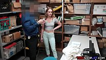 Forced Xxx Com: Dumb teen shoplifter with a big ass caught and fucked thumbnail