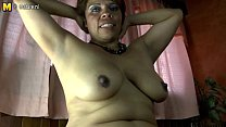 Amateur latina mature mom hairy pussy