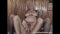 Image: Pro 70plus granny on top pounding