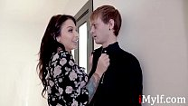 MOM saves SON from getting kicked out for a lil price- Ivy Lebelle