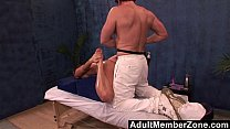 AdultMemberZone - Cost of free massage is getting the masseur's load thumbnail