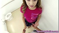 Amateur teen cum cash pov's Thumb